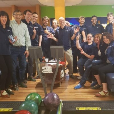 Annual bowling fundraiser event for Springfield's Children's Study Home