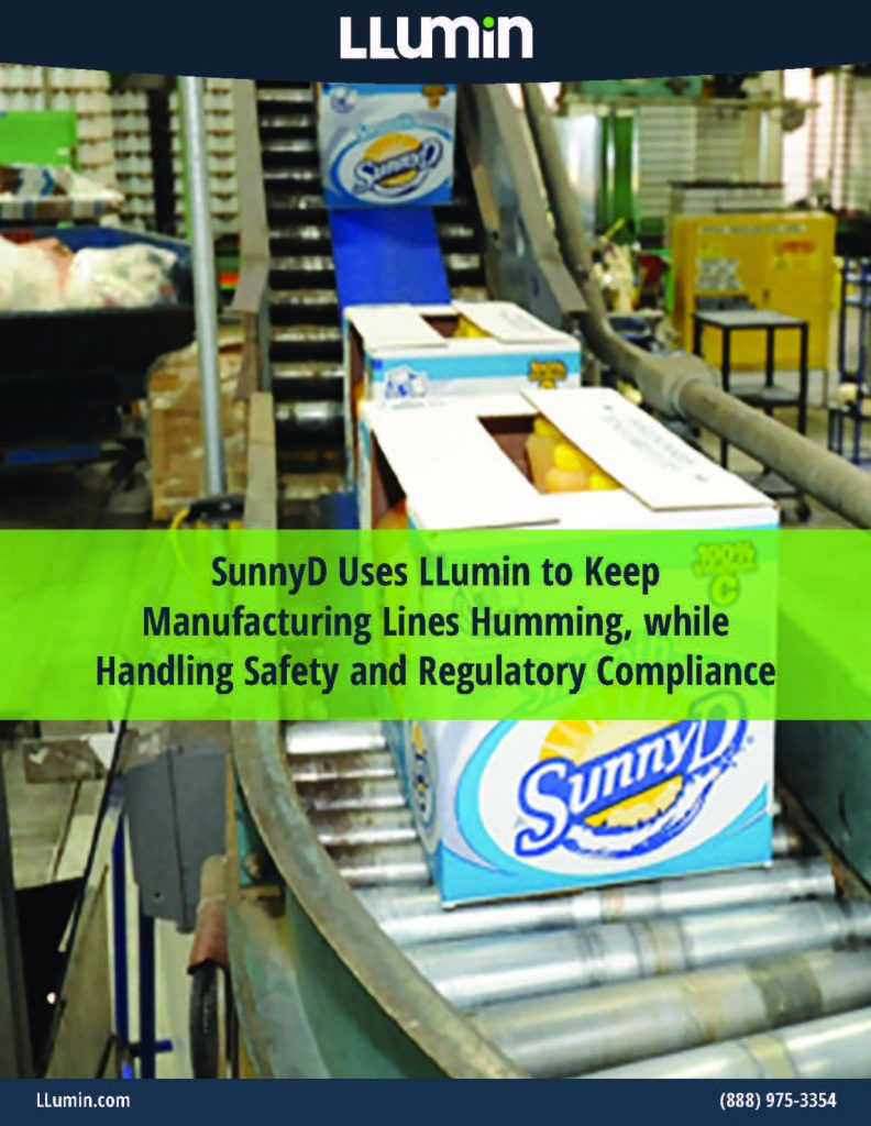 LLumin Sunny D Case Study cover